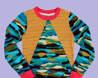Mystic Mountain Sweatshirt - Size Small