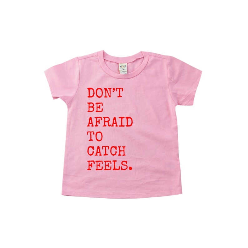 Don t be afraid to catch feels