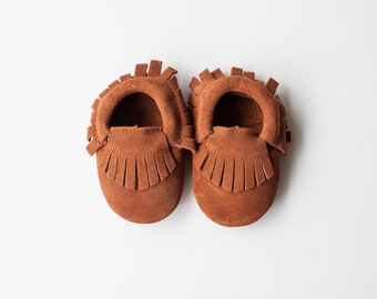 Baby Moccasins Etsy