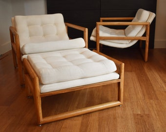 Astounding Mcm Lounge Chair Etsy Alphanode Cool Chair Designs And Ideas Alphanodeonline