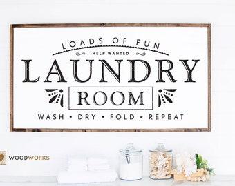 Laundry Room Svg Etsy