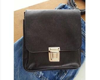 Leather belt bag, utility bag, shoulderbag, festival bag, leather hip bag, fanny pack