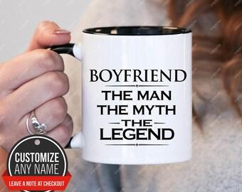 e7ecd6f7b749 Boyfriend The Man The Myth The Legend