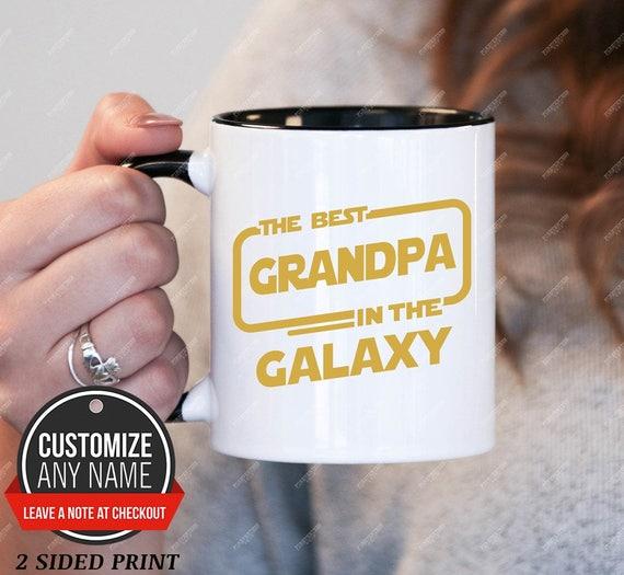 The Best Grandpa In Galaxy Gift
