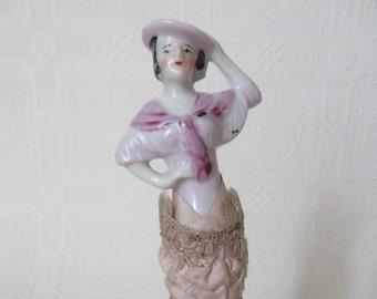Lady's Vintage Clothing Brush