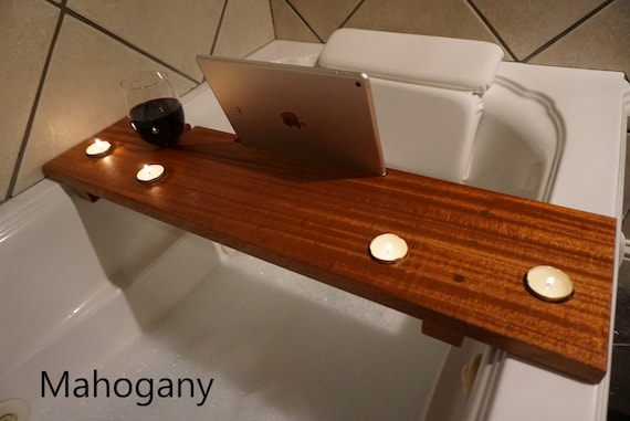 Planche de bain haut de gamme   Fait sur mesure pour votre baignoire