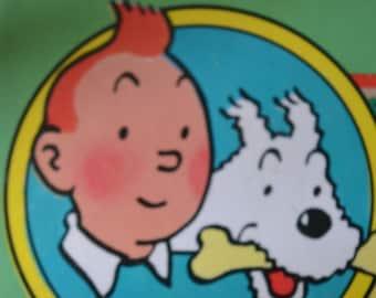 17 Comics of the adventures of Tintin and Milou