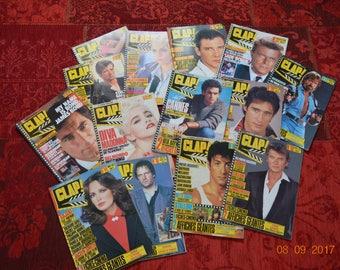 CLAP magazines