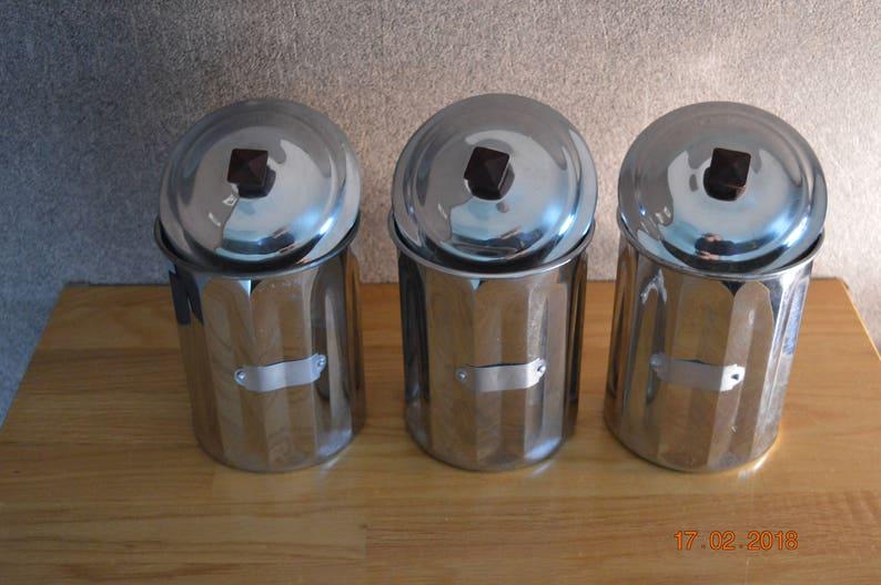 Boxes chromed copper