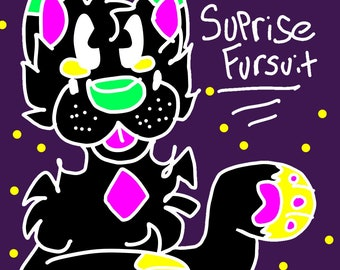SUPRIZE FURSUIT