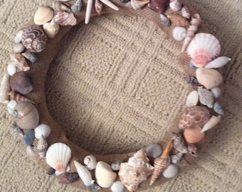 Day at the Beach wreath