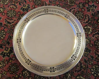 TIFFANY &CO sterling silver dish