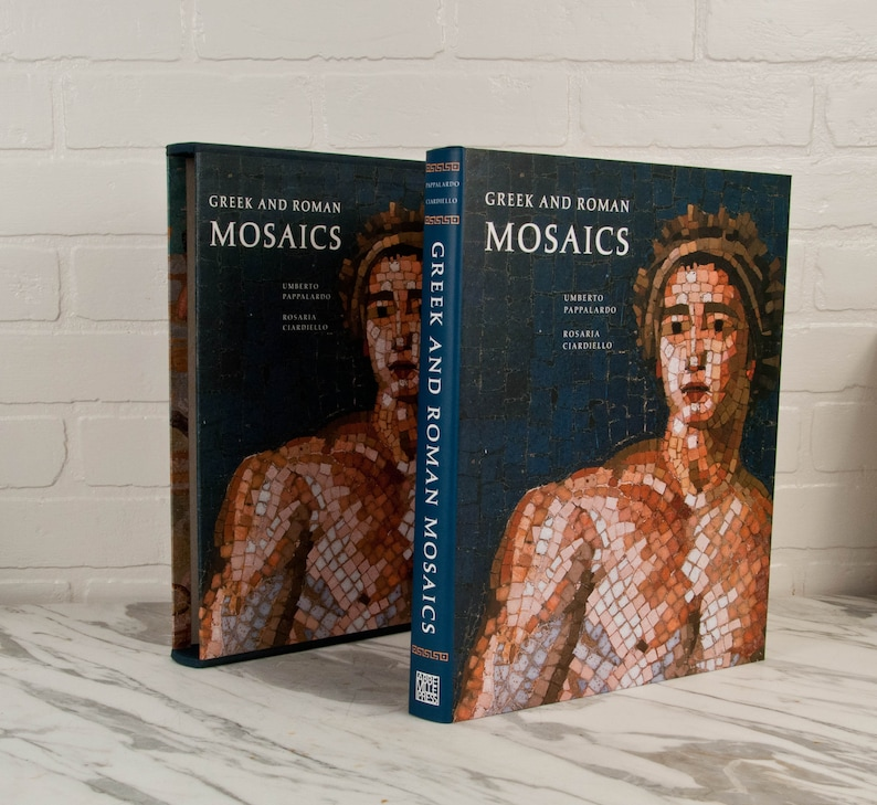 Image result forGreek and Roman mosaics book
