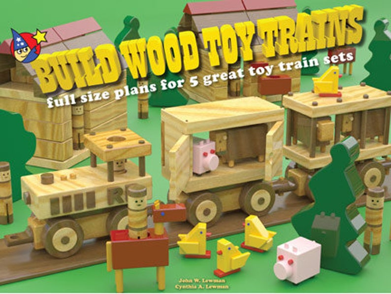 Wood Toy Plans Build Wood Toy Trains Pdf Ebook Download