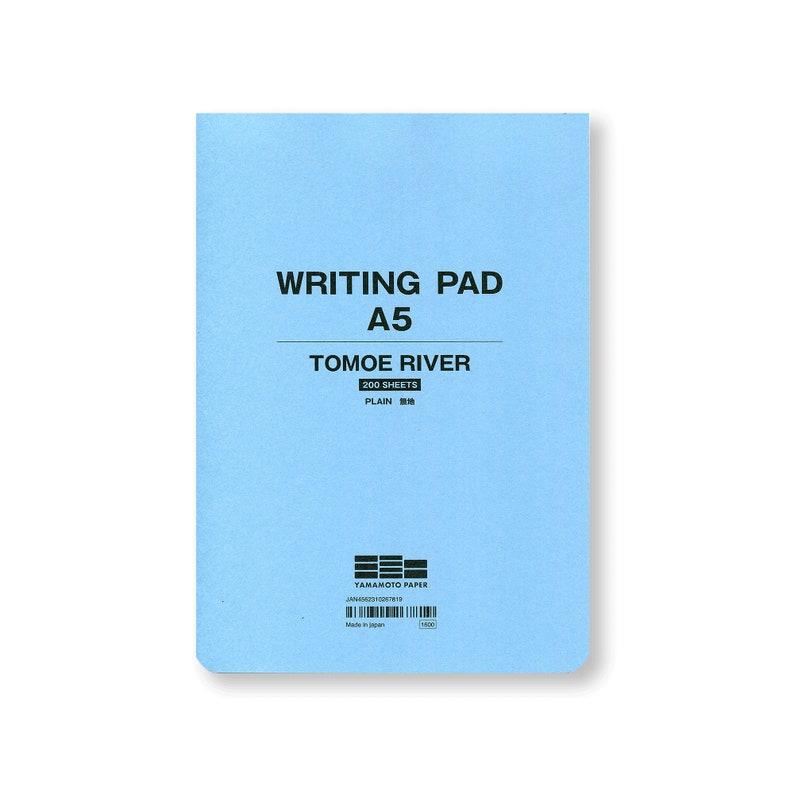 Writing pad /A5 Tomoe river image 0