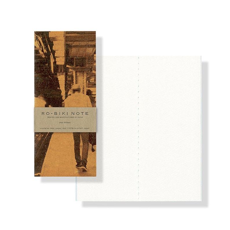 Plain The Station New York Series RO-BIKI NOTE Yamamoto Paper image 0