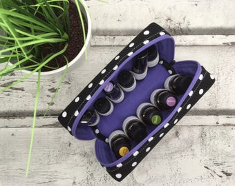 Essential oil storage, Essential oil bag, Essential oil case, suitable for essential oil rollers and bottles from Dottera, Young living etc.