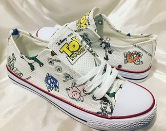 Toy Story Inspired Custom Trainers 975cb81632c7