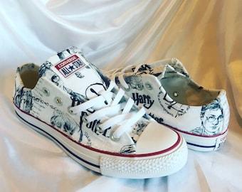 Harry Potter Converse - Harry Potter Shoes