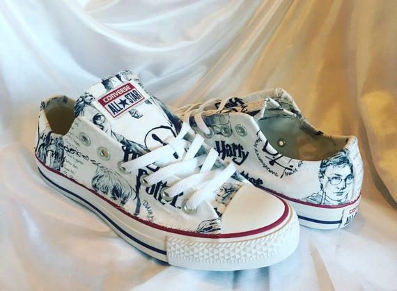 converse shoes harry potter