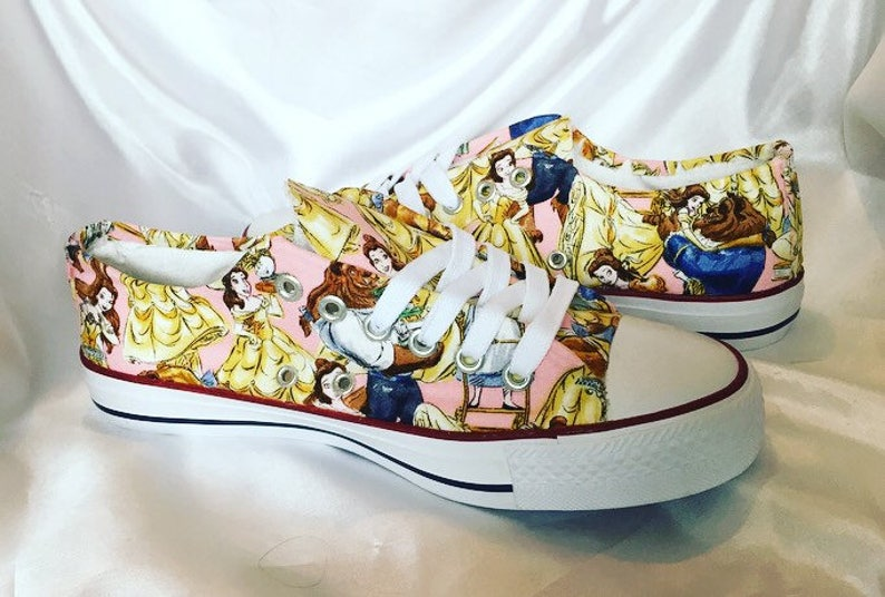 7cc94f773282 Disney Beauty and the Beast shoes Trainers Women s