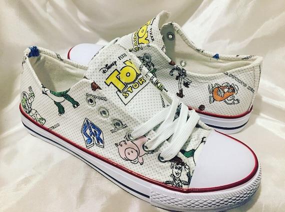 Toy Story Inspired Custom Trainers  ba2c9b82e