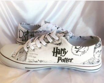 Harry Potter Shoes - Harry Potter