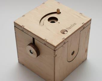 Pinhole camera Ranica Unum (10x10cm)