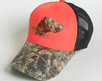 a36951b9bd1beb Hunting hat English Setter orange, english setter gift, camo hat, hunting  cap, pointer dog, pointer, hunting accessories, hunter hat, hunt
