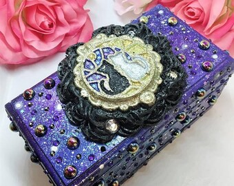 Anime jewelry box Etsy