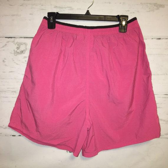 b15b5094e94 Vintage Men's USA Olympic Pink Swim Trunks Size Large   Etsy