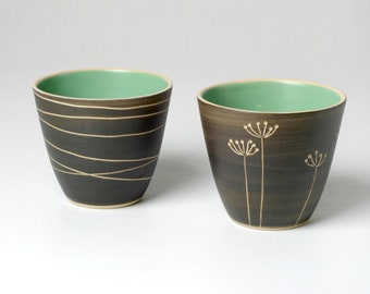 Two espresso cups, gifts for you