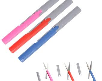 JubileeYarn 4pc Folding Scissors Set
