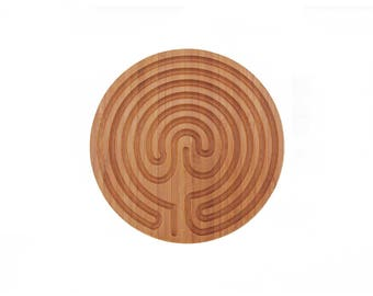 photo relating to Finger Labyrinth Printable called Finger labyrinth Etsy