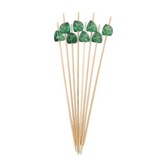 Roblox Club Egg Skewer 5 9 Decorative Bamboo Pearl Skewers Home Garden Other Bar Tools Accessories