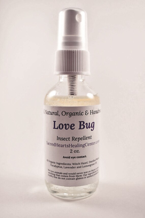 Love Bug- All Natural Bug Repellent