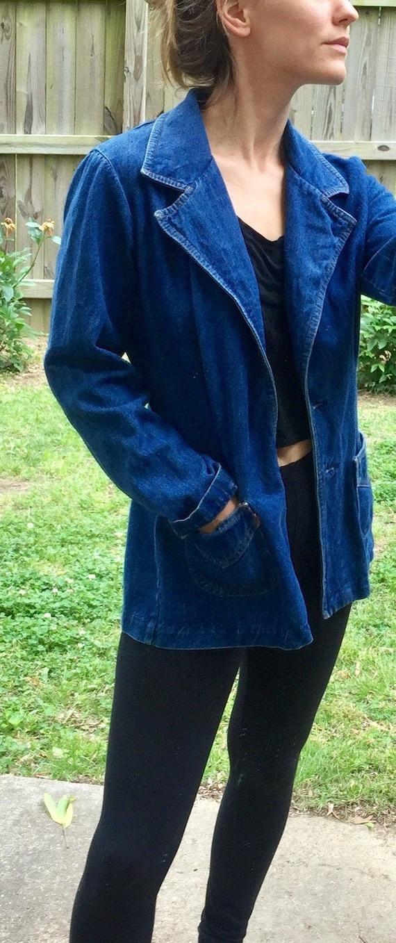 1970s Denim Jacket