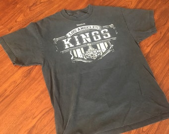 5adf1a6e0 Vintage look La kings tee