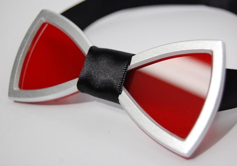 Red acrylic image 0