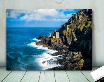 Coastal Art, Coastal, Coastal Picture, Sea Art, Coastal Photography, Seaside Print, Seaside Art, Blue Sky - Sell UK/USA & Australia