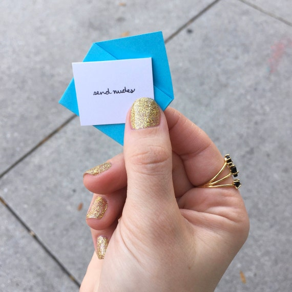 Mini Handmade Love. Greeting Card Lucky Ticket