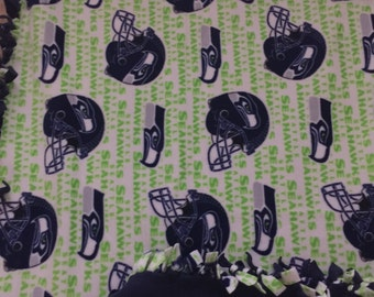 Seattle Seahawks Fleece Blanket