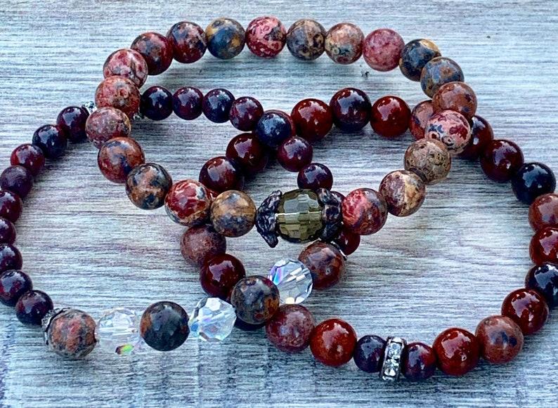 Beaded jewelry Rocky Mountain Road  beaded bracelets