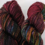 Back in St. Olaf - Superwash Merino Wool - Hand Dyed Yarn - Golden Girls inspired colors