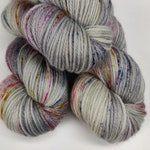 I'm Old, I'm Supposed to Be Colorful - Superwash Merino Wool - Hand Dyed Yarn - Golden Girls inspired colors