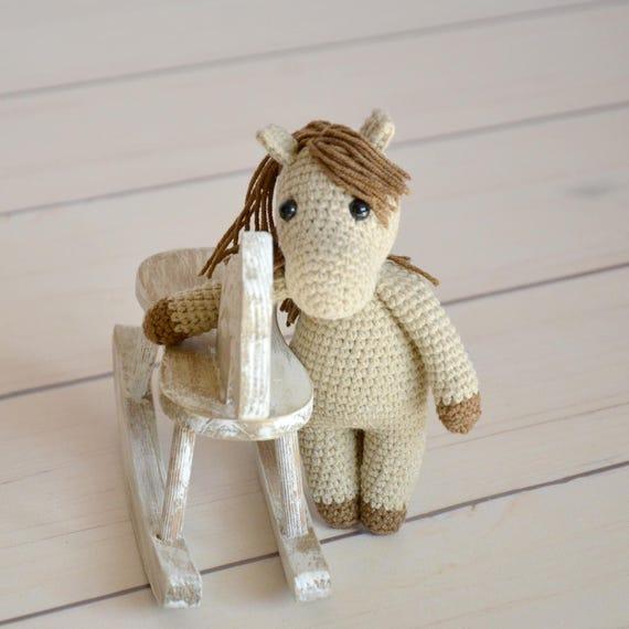 Horse & Unicorn Crochet Patterns – Amigurumi | Crochet animal ... | 570x570