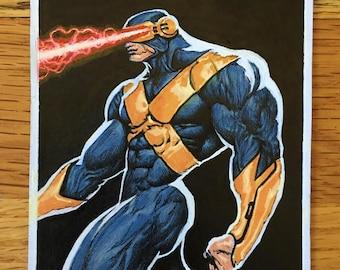 Cyclops - Original Illustration