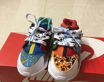 bcee1b8834538 Paw Patrol Nikes Custom kids sneakers