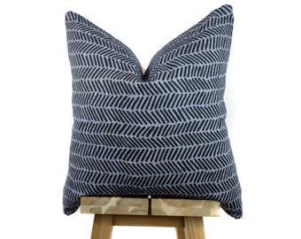 Designer Pillow Cover | Herringbone