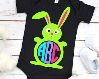 Bunny Monogram svg,Easter Svg,Monogram svg,Christian svg,Bunny Svg,Easter Bunny svg,Rabbit Monogram Svg,Easter shirt svg,shirt svg
